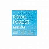 Шоколад из кэроба с ягодами годжи | 75 г | Royal Forest
