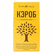 Кэроб необжаренный | 200 г | Royal Forest